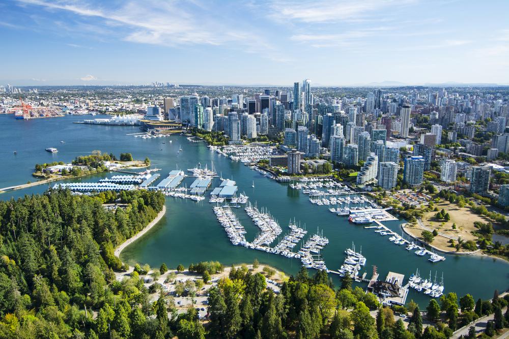 カナダ バンクーバーで1か月の短期語学留学