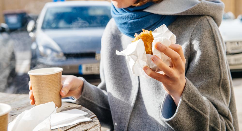 留学中の食費