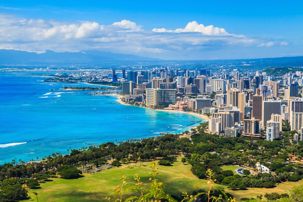ハワイで短期語学留学1か月