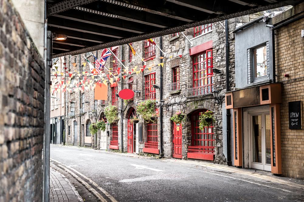 1か月の短期語学留学で人気のアイルランドの都市