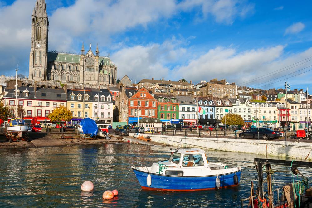 アイルランド コークで3か月の短期語学留学