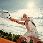 テニス男性