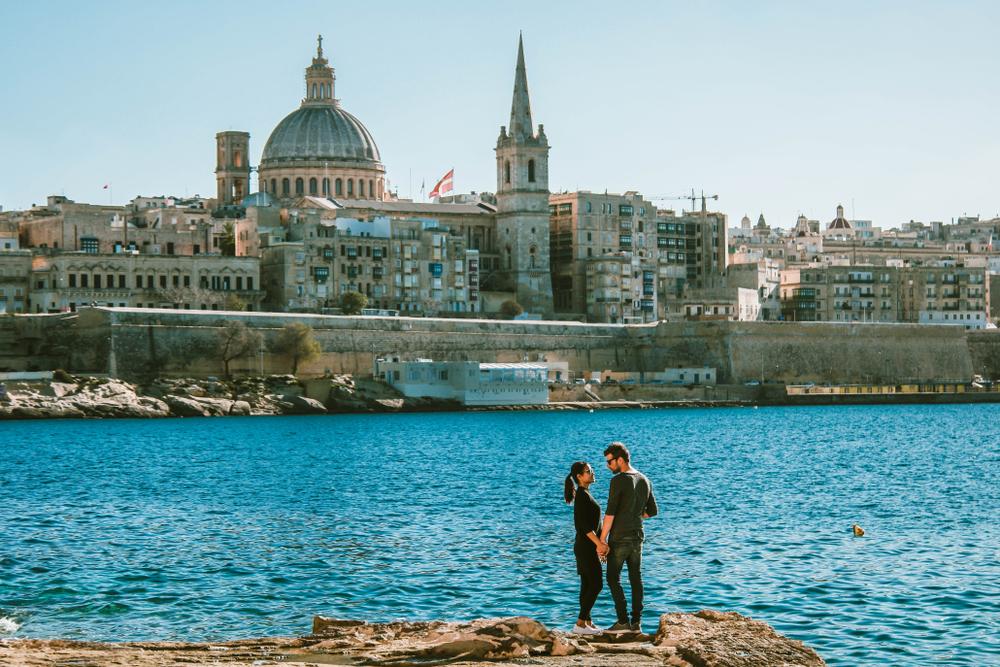 マルタで1か月の短期語学留学