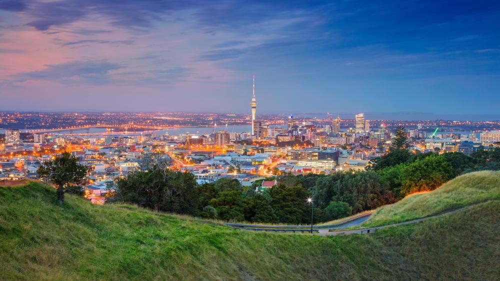 ニュージーランド オークランドで1か月の短期語学留学