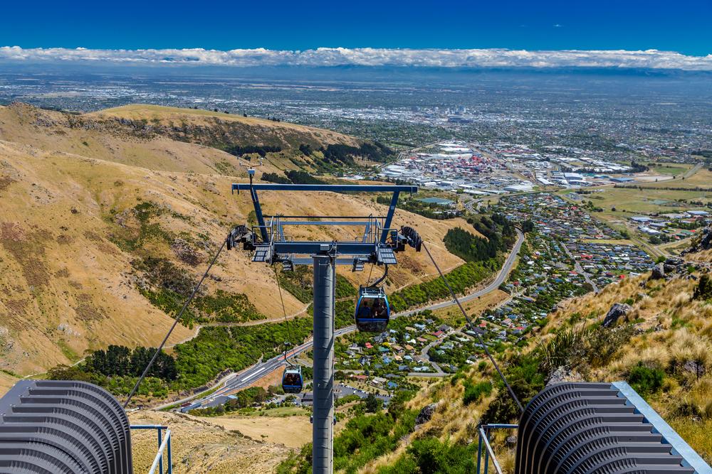 ニュージーランド クライストチャーチで1か月の短期語学留学