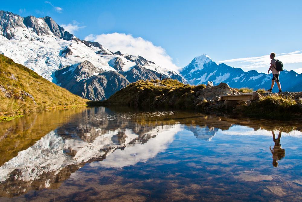 ニュージーランドで1か月の短期語学留学