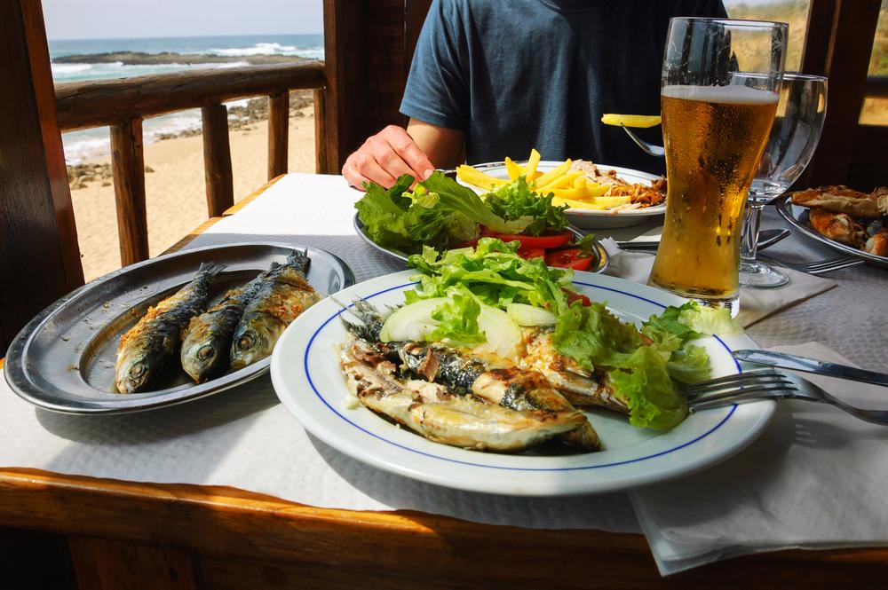 ポルトガルの料理