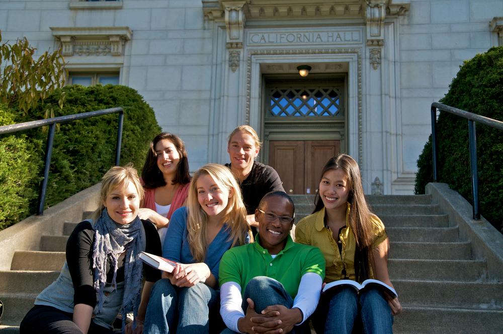 アメリカ6か月の長期留学で学生寮滞在