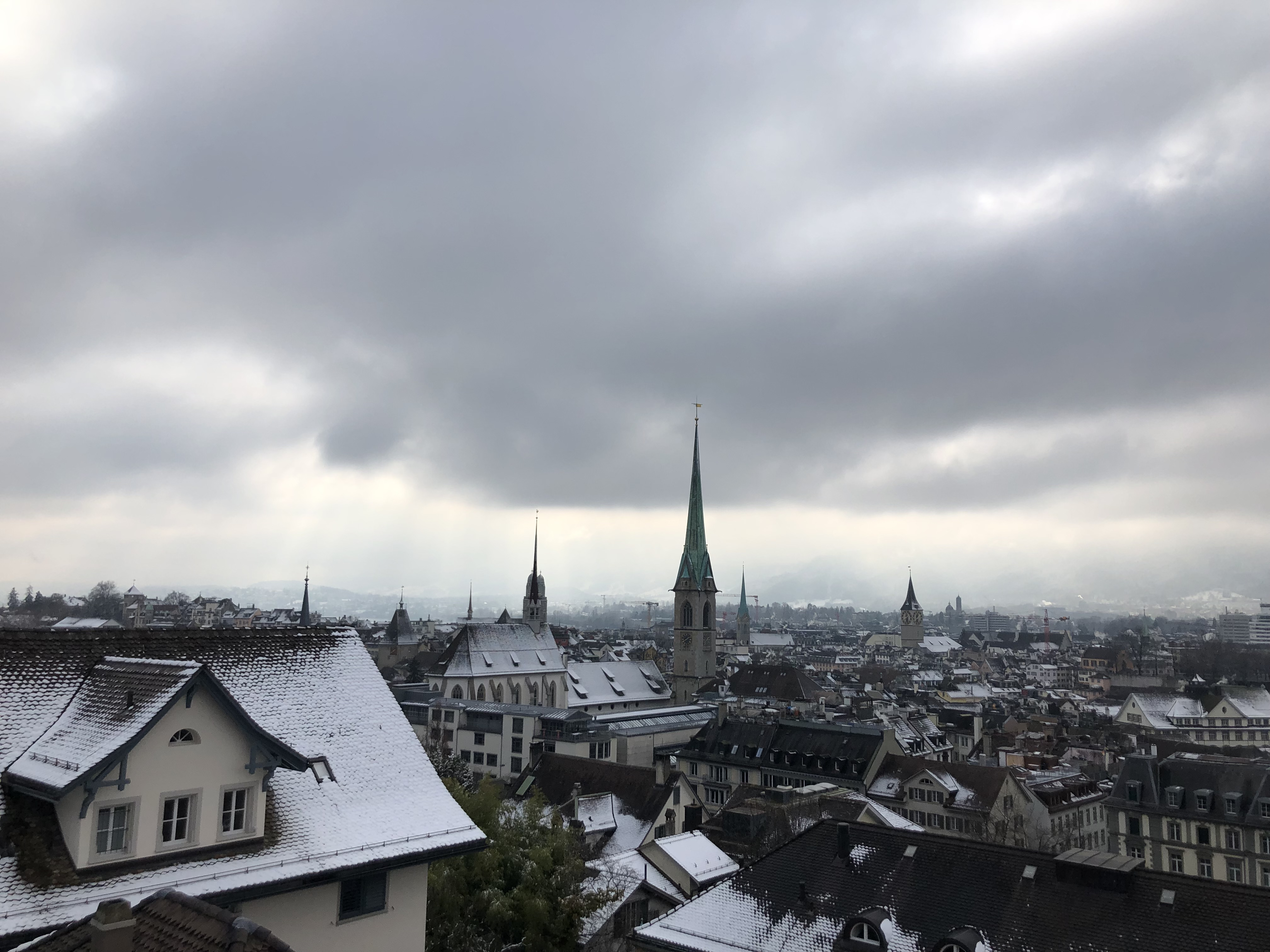 スイスのクリスマス