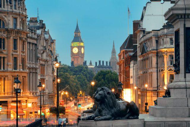 イギリス ロンドンで6か月の長期語学留学