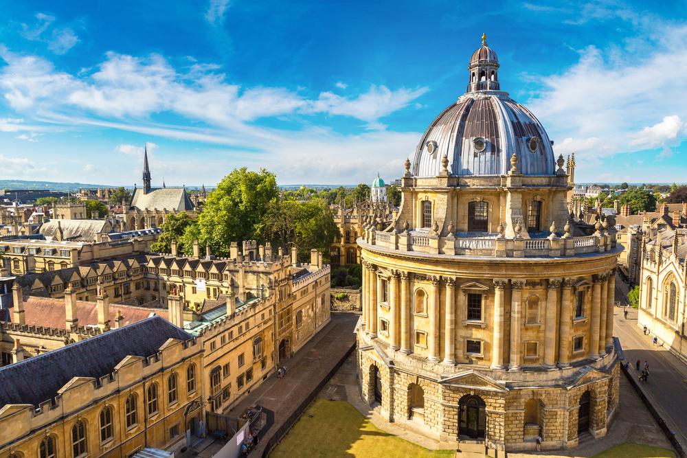 イギリス オックスフォードで1か月の短期語学留学