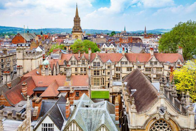 イギリス オックスフォードで6か月の長期語学留学