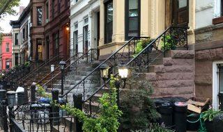 ニューヨークの家探し