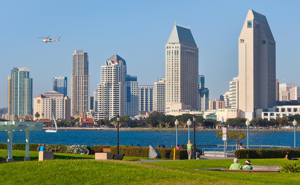 アメリカ サンディエゴで短期語学留学1か月
