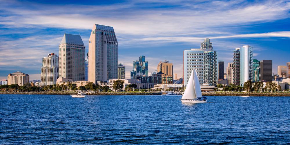 アメリカ サンディエゴで3か月の短期語学留学