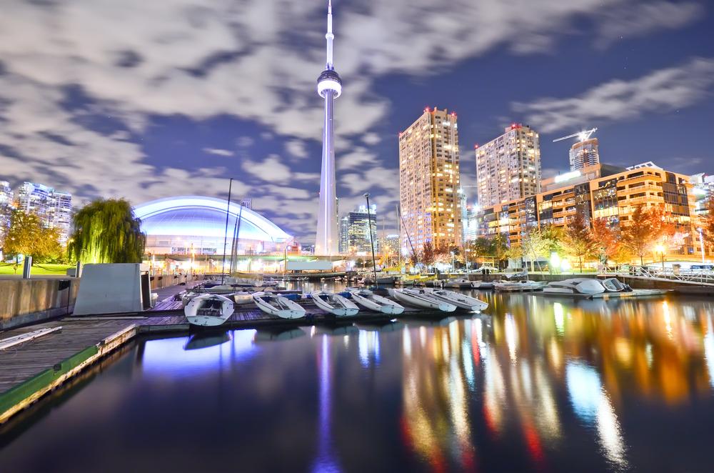 カナダ トロントで短期語学留学1週間