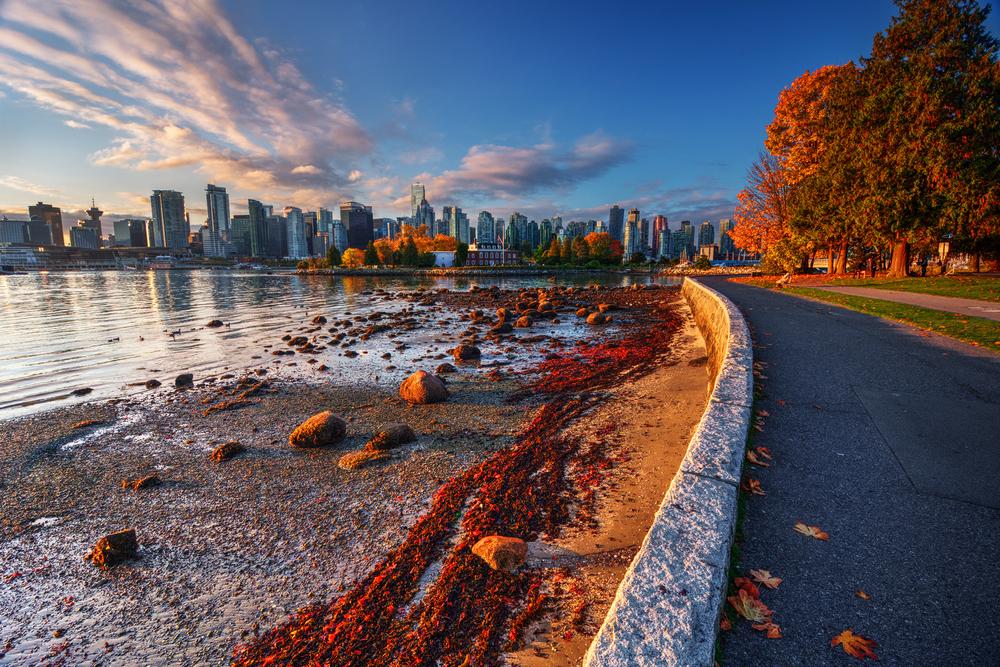 カナダ バンクーバーで短期語学留学1週間