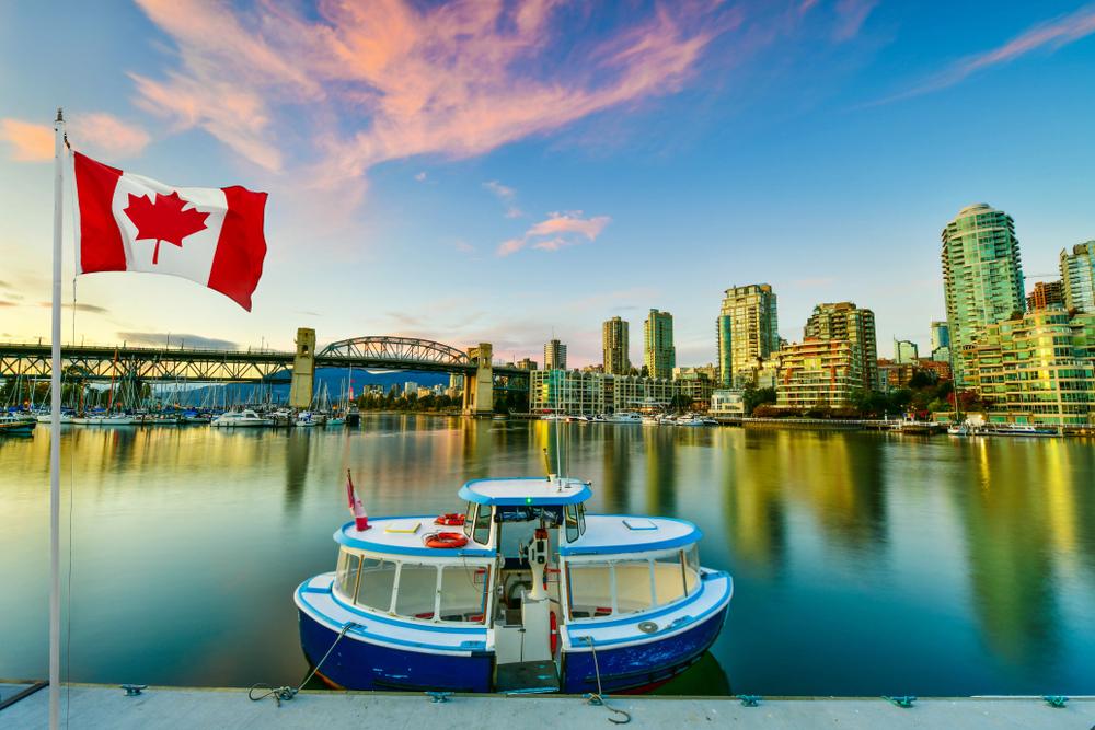 カナダ1週間の短期語学留学