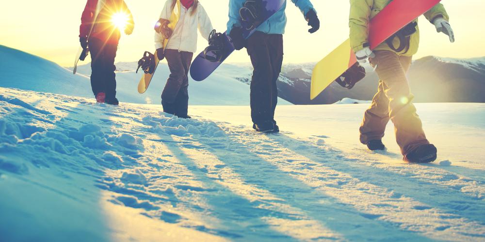 カナダ スキー、スノーボード留学できる都市