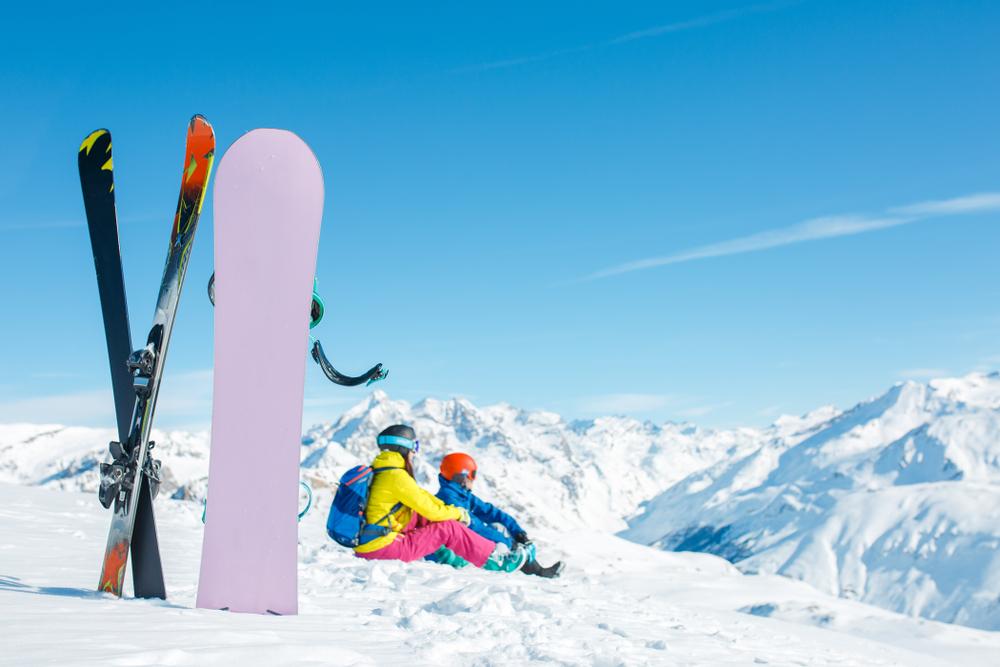 カナダでスキー、スノーボード留学
