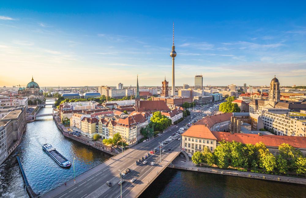 ドイツ ベルリンで1週間短期語学留学