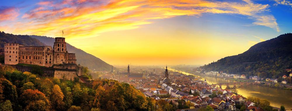 ドイツ ハイデルベルグで1週間の短期語学留学