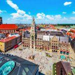 【短期留学】ドイツで2週間短期語学留学!おすすめの語学学校や費用は?