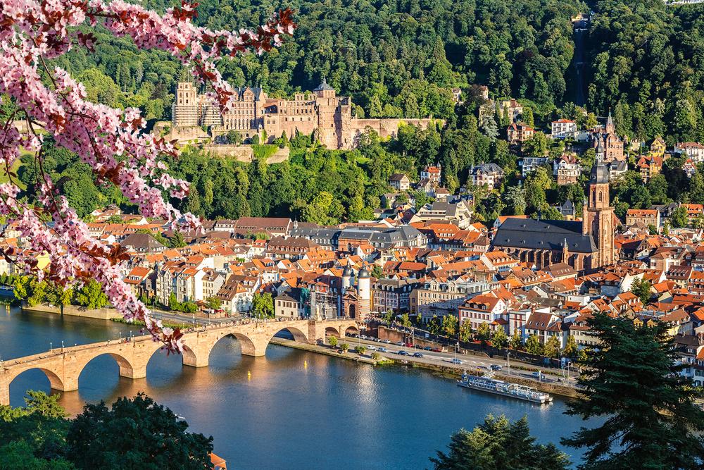 ドイツ ハイデルベルグで2週間短期語学留学