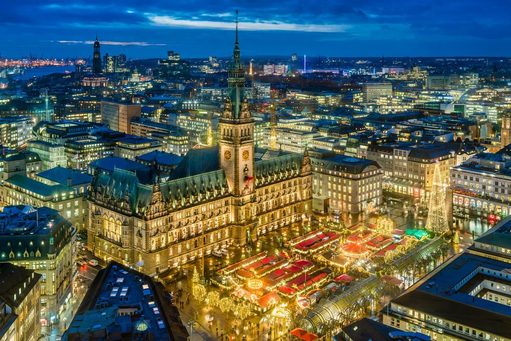 ドイツ ハンブルグで2週間の短期語学留学