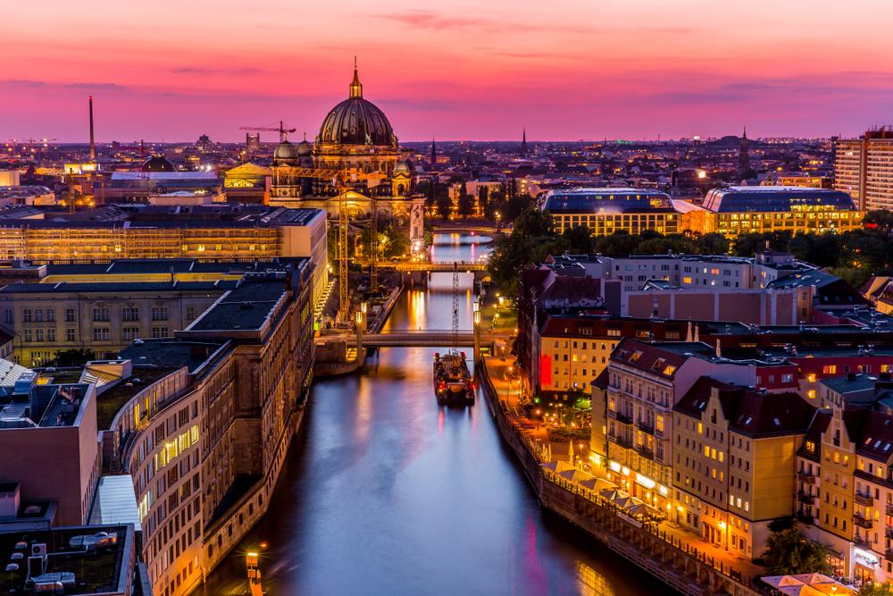 ドイツ ベルリンで語学留学