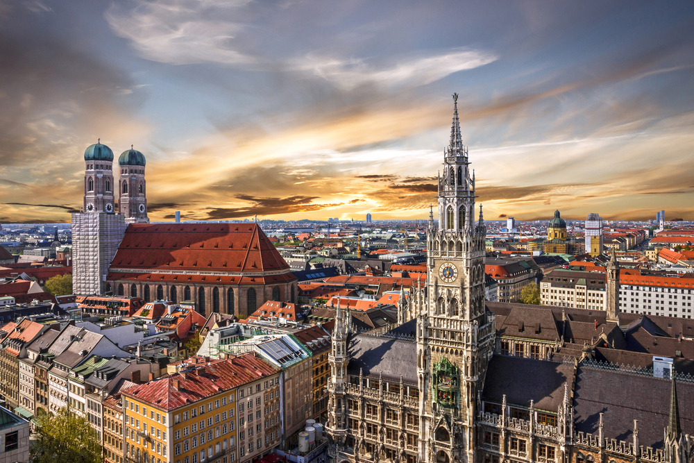 ドイツ ミュンヘンで語学留学