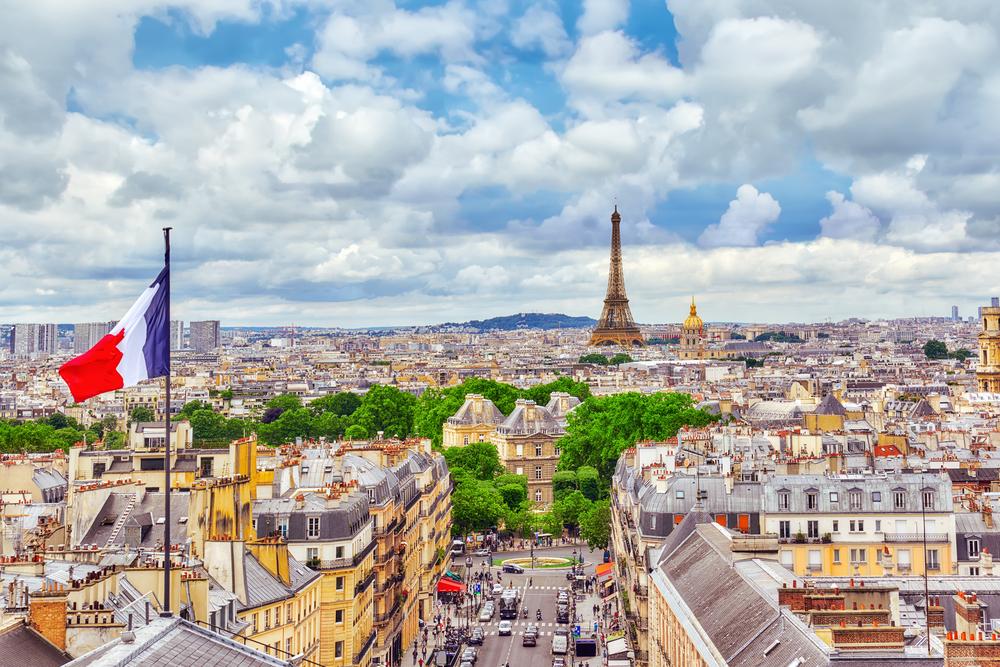 フランスで1週間の短期語学留学