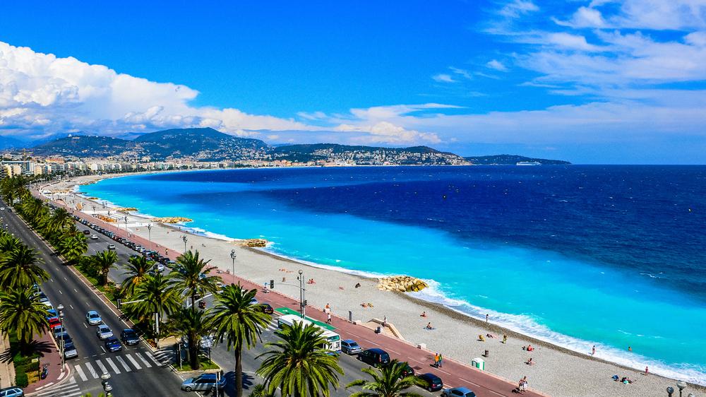 フランス ニースで3か月の短期語学留学