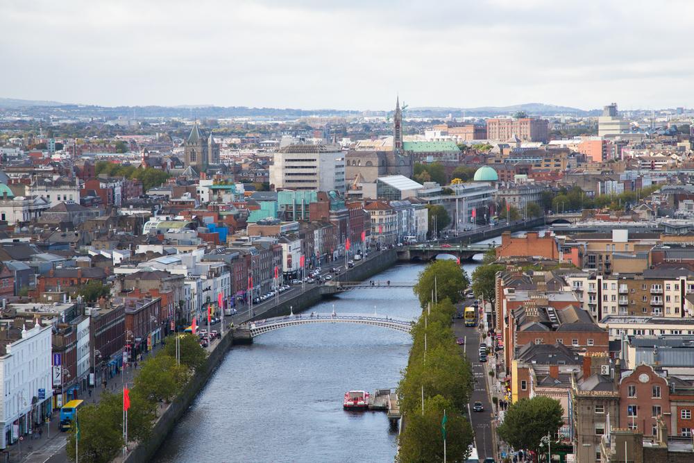 【短期留学】アイルランド1週間語学留学