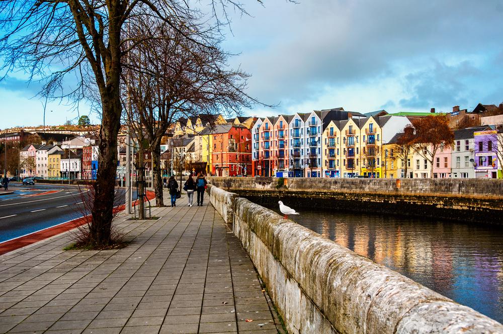 アイルランド コークで1週間の短期語学留学