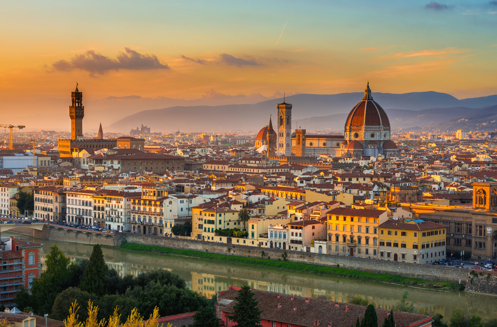 イタリア2週間短期語学留学の費用