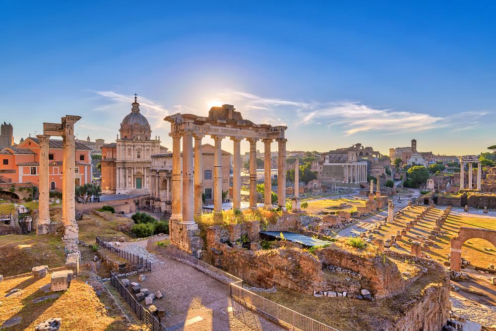 イタリア ローマで2週間短期語学留学