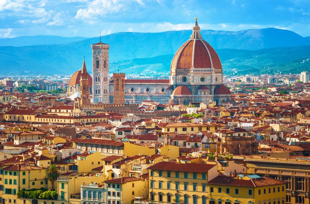 イタリア フィレンツェで3か月の短期語学留学