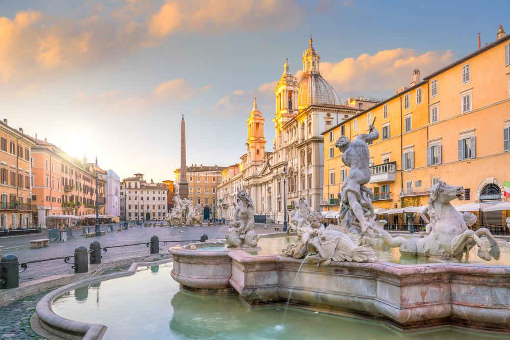 イタリアで3か月短期語学留学