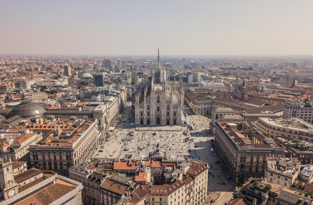 イタリア ミラノで3か月の短期語学留学