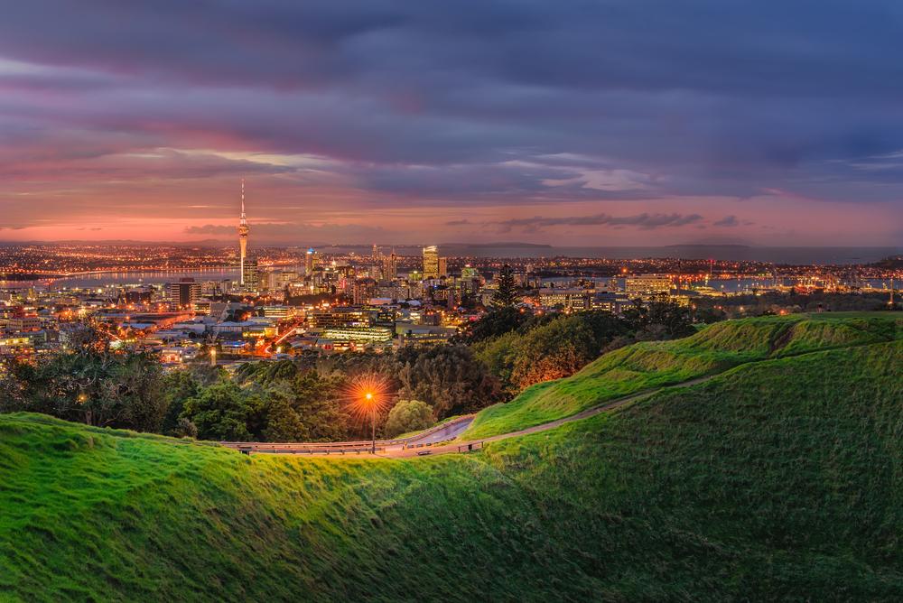 ニュージーランド オークランドで1週間の短期語学留学