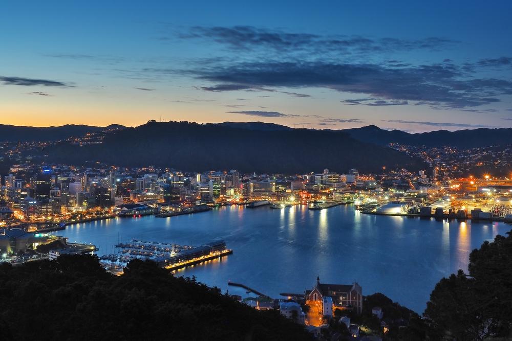 ニュージーランド ウェリントンで1週間の短期語学留学