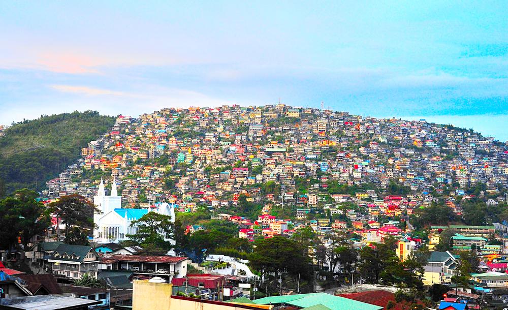 フィリピン バギオで3か月の短期語学留学