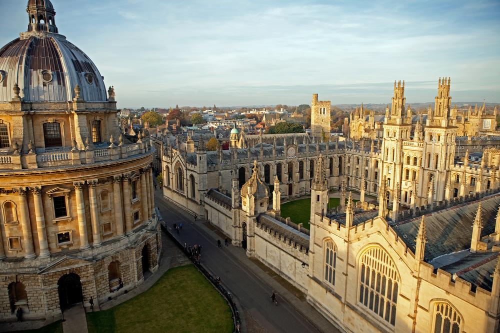 イギリス オックスフォードで1週間の短期語学留学