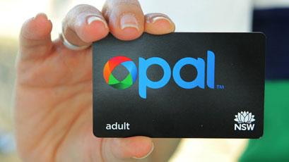 アメリカのopalカード