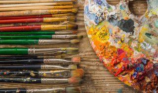美術を学ぶ
