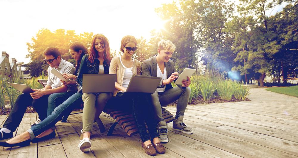 大学のオンラインコース