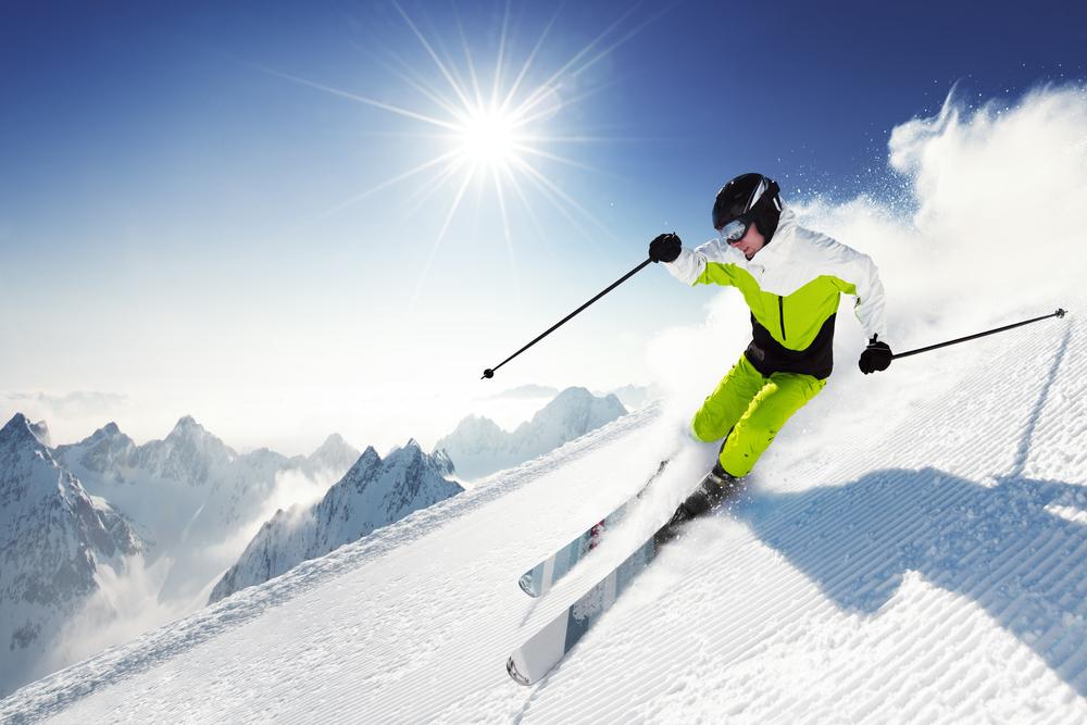 アメリカでスキー、スノーボード留学できる都市
