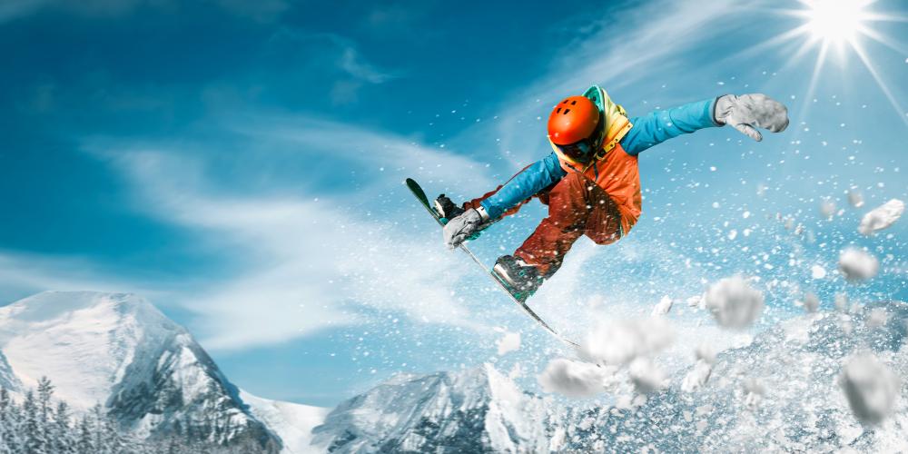 アメリカでスキー、スノーボード留学