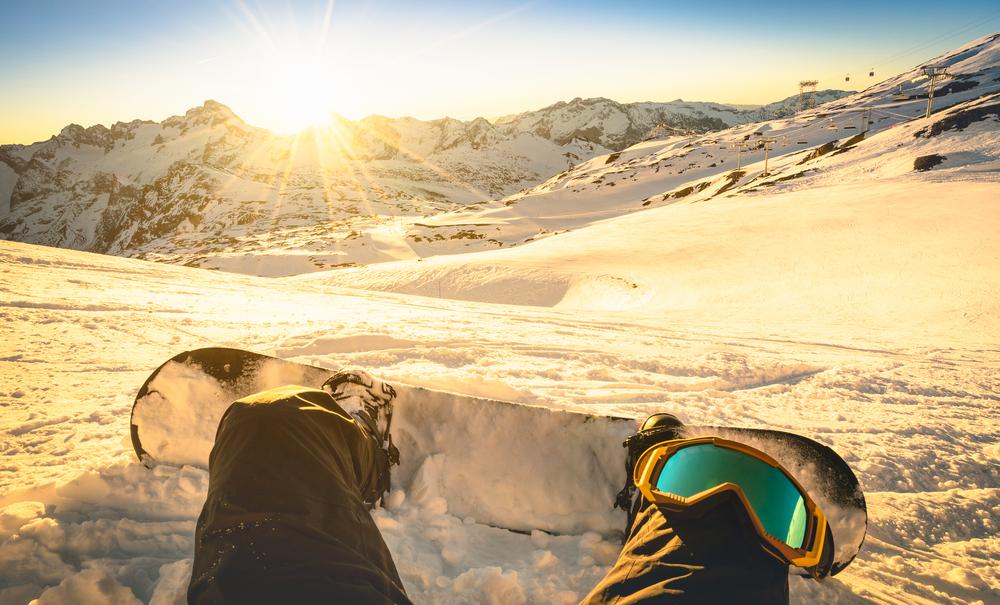 アメリカ スキー、スノーボード留学の費用